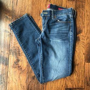 Lucky Brand Women's Charlie Skinny Jeans, Size 28